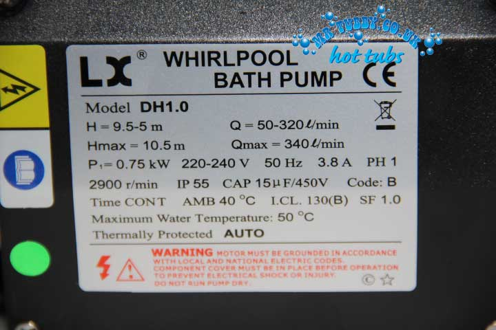 whirlpool lx dh1.0 updated 2012 version now in black hot tub spa bath pump 1hp [2] 86 p lx whirlpool bath pump wiring diagram wiring diagrams whirlpool bath wiring diagram at bakdesigns.co